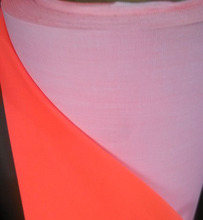 Highlight Fluorescent Reflective material fabrics sale unit by 91.4CM*100CM(China)