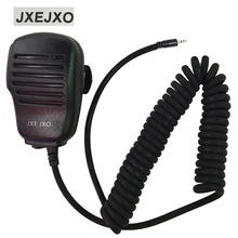 JXEJXO Handheld Speaker Microphone for COBRA for CXT545 CXT425 CXT225 two way radio walkie talkie