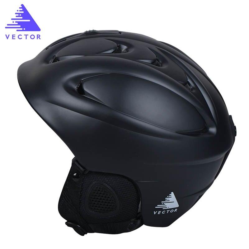 VECTOR Brand Ski Helmet Men Women Children Snowboard Helmet High Quality PC+EPS Ultralight Snow Skating Skateboard Skiing Helmet<br>