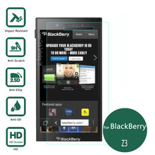 For RIM BlackBerry Z3 Tempered Glass Screen Protector 2.5 9h Safety Protective Film on Blackbarry Jakarta STJ100-1 STJ100-2 3G