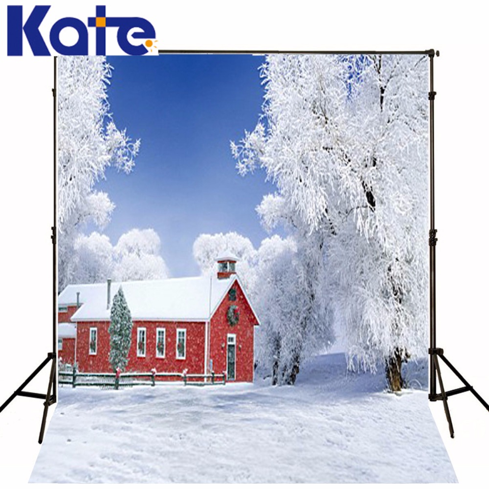 New Arrival Background Fundo Snow Obvious Red Room 300Cm*200Cm(About 10Ft*6.5Ft) Width Backgrounds Lk 2480<br>