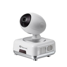 720P HD Night Vision Wifi Ip Camera P2P 360 rotation PTZ support motion detect SD Card Video Compression Format H.264 Onvif 2.0(China)