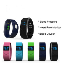 Buy M5 Smart Band Blood Pressure Oxygen Heart Rate Monitor Activity Tracker Bracelet Fitness SmartBand Wristband PK TW64 Mi Band 2 for $19.38 in AliExpress store
