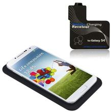 2017 Top sale Newest Receiver Kit + Qi Wireless Charger Charging Pad for Samsung Galaxy S4 i9500 Best Price nice(China)