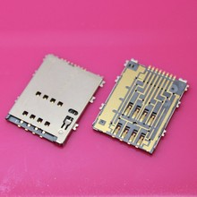 SIM Reader Card Slot Holder Port Replacement Repair For Samsung Galaxy Tab 2 10.1 P5100 P511
