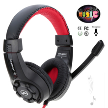 Adjustable 3.5mm Esport Headphone Game Gaming Headphones Headset Low Bass Stereo with Mic Wired for PC Laptop Computer(China)