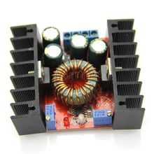 200W 10A Adjustable Step-Down Module CC CV Step Down Buck Converter DC 7-32V for Battery LED Driver