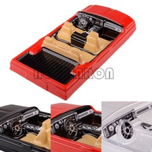 Cherokee Body Car Shell RC Car Interior Decoration for 1/10 Axial SCX10 II 90046 90047