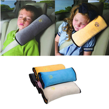 Free Shipping Baby Auto Pillow Car Safety Belt Protect Shoulder Pad adjust Vehicle Seat Cushion for(China)