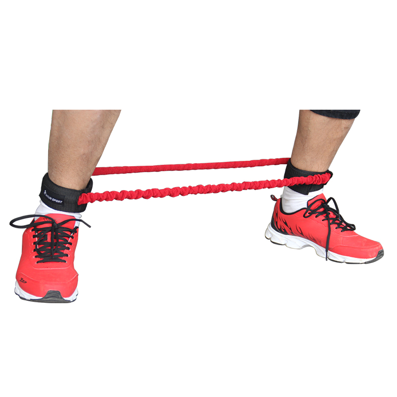 Leg resistance bands walks Jump speed stepper trai...