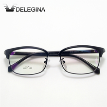 Geuine TR90 Retro Eyeglasses frames For Prescription Eyewear Myopia Vintage Glasses clear Lenses Optical Frames