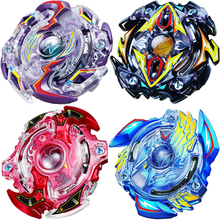 4pcs Beyblade Metal Funsion 4D B34 B35 B41 B59 With Launcher And Handle Spinning Top Classic Toy Fighting Gyro(China)