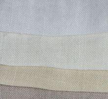 M-290 Full color 100% Linen Fabric light  fabric 138 cm 54'' width 132 gsm sewing fabric for sumer clothes 100 meters  wholesale