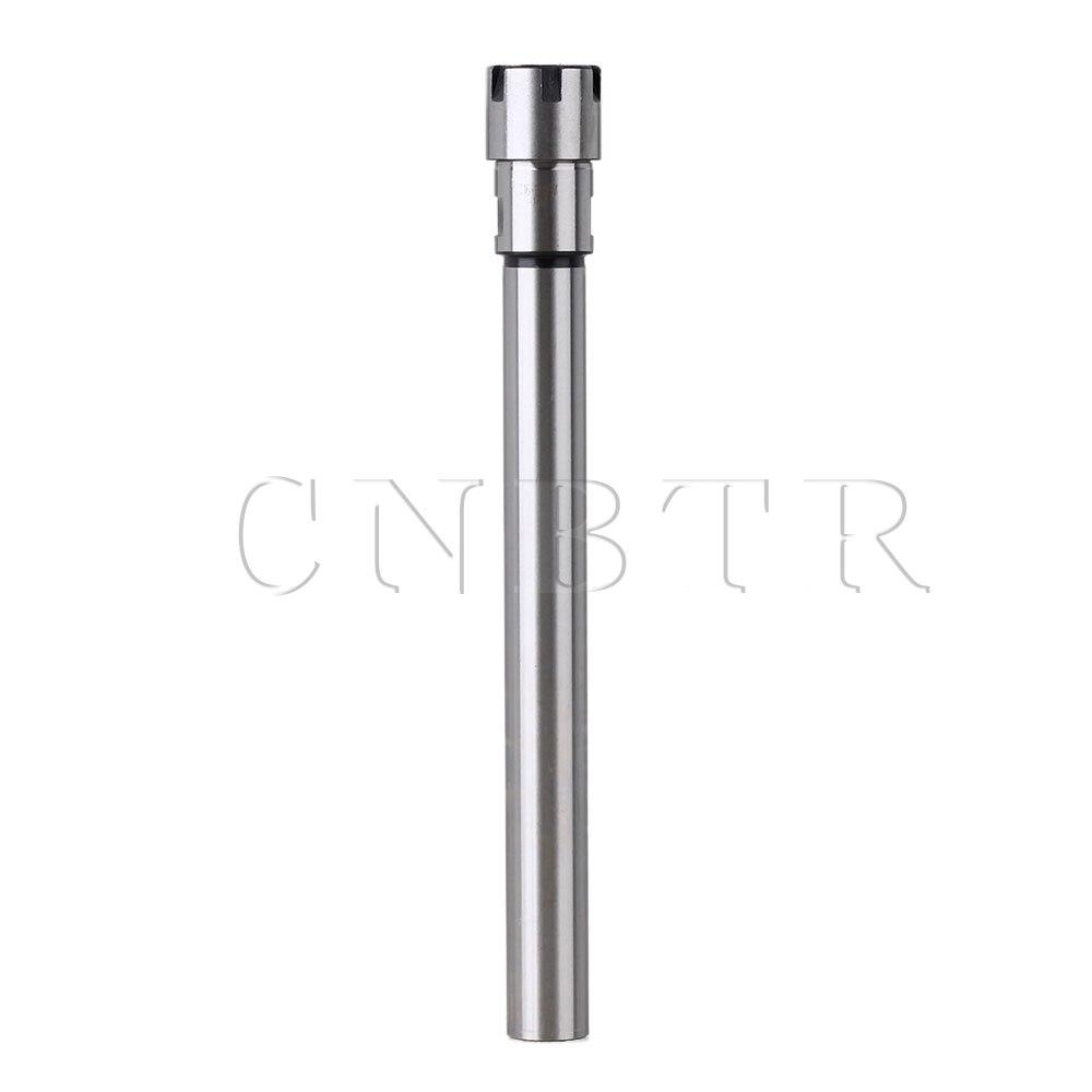 CNBTR C16 ER16M 150L Deep-hole Processing Straight Shank CNC Chuck Collet Silver<br><br>Aliexpress