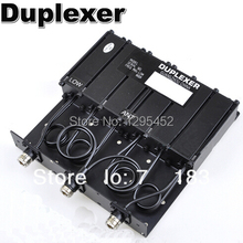 VHF 6 CAVITY 30W RF power Handling DUPLEXER for radio repeater N connector SGQ-150A (must offer RX & TX frequency please)