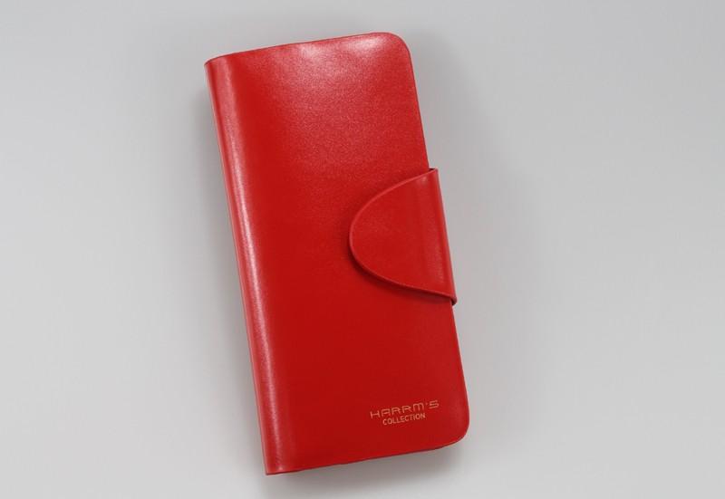 HTB17h7JLFXXXXcSXVXXq6xXFXXXP - Harrm's Brand Classical Fashion genuine leather women wallets short red blue Color female lady Purse for women with coin pocket
