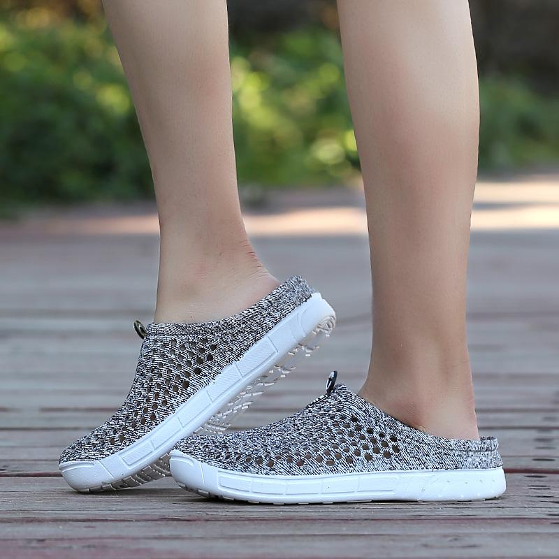 5a1333f7f217 SeaChart Women  s Running Shoes Walking Sport Outdoor Lovely Cute Jelly  Black Red Sneaker zapatillas deporte mujer new balanced USD 26.32 pair