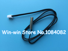 Hot 50cm NTC Thermistor Temperature Sensor Waterproof Probe Wire 10K 1% 3950 W1209 W1401 cable