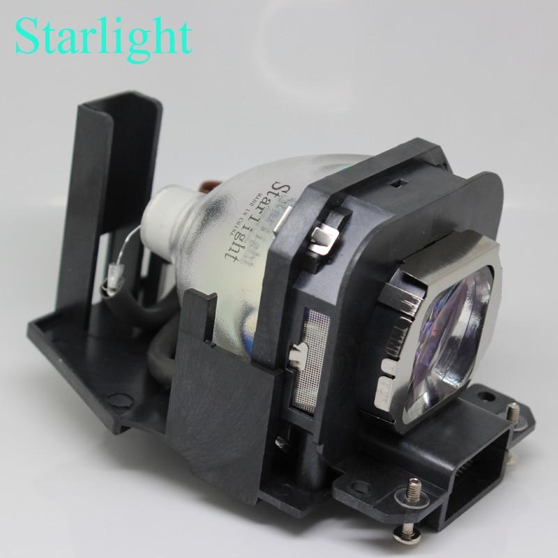 Projector Lamp bulb ET-LAX100 for PANASONIC PT-AX100 PT-AX100E PT-AX100U TH-AX100 PT-AX200 PT-AX200E PT-AX200U with housing<br>
