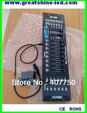 192 channel dmx 512 master controller  DC 9V12V  led dmx console  used for manual or midi control of dmx rgb led lights