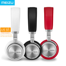 Original Meizu HD50 HIFI Stereo Bass Music Headset Aluminium Alloy Shell Low Distortion Headphone with Mic for iPhone Samsung LG