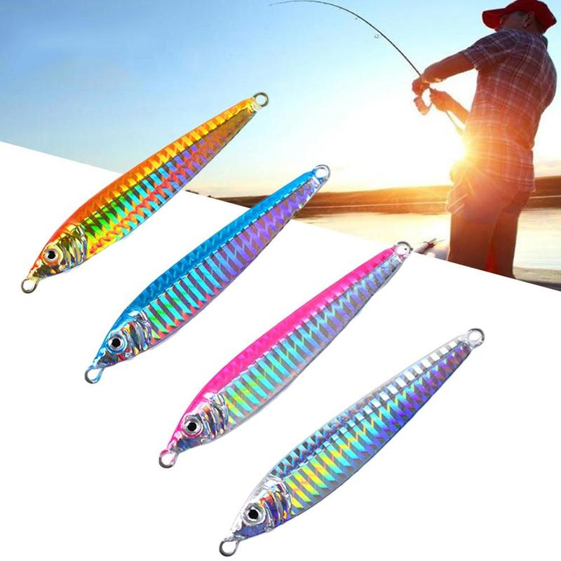 Sea Fishing Iron Sheet Fishing Lure 3