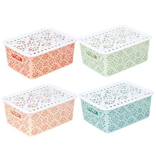 TENSKE Storage Box Plastic Lipstick Cosmetic Makeup Storage Container Case  Organizer Drop Shipping 80205(China