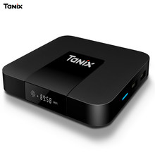 Tanix TX3 мини Smart ТВ Box Amlogic S905W 1,5 ГГц комплект-топ ТВ Box 2,4 ГГц Wi-Fi Android 7,1 2G DDR3 16G 4 K HD H.265 Media Player(China)