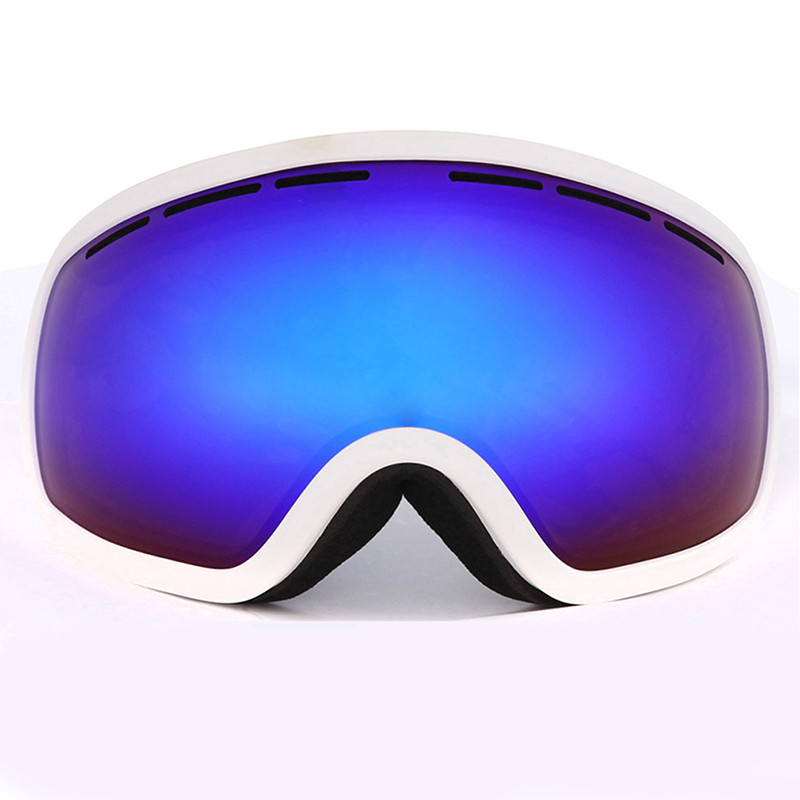 Ski Goggles Double Anti Rain Snow Skiing Eyewear High-Quality Outdoor Climbing  Thermal Radiation Ski Goggles Safety Protection<br><br>Aliexpress