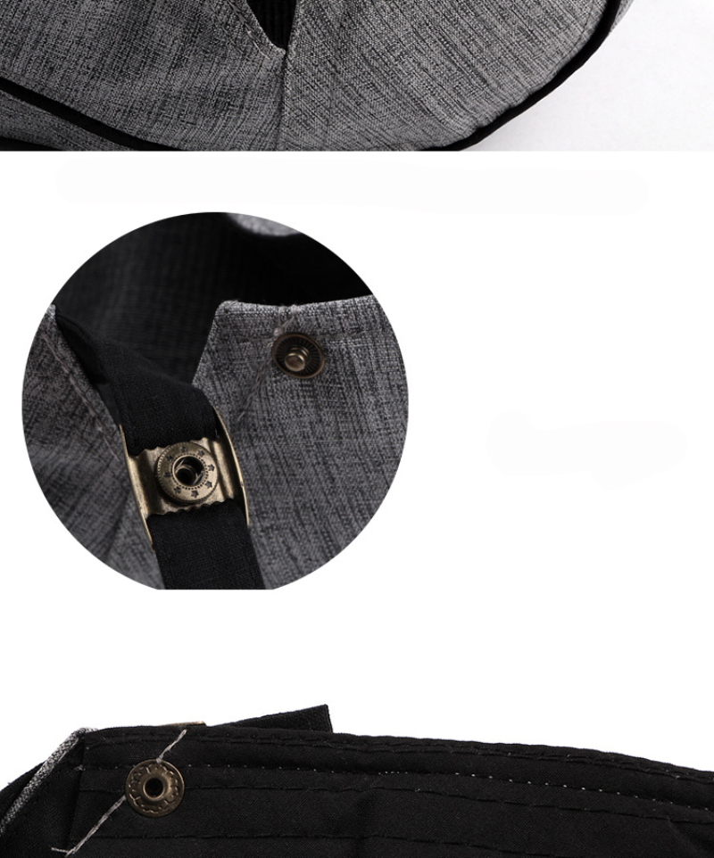 قبعة النمط الغربي للرجال 7