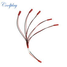 1 to 5 Balance Charging Cable USB forWLtoys V959 V929 V222 UDI U818A U817A Syma X1 Battery