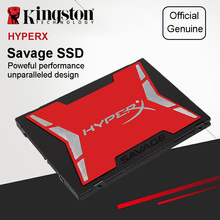 Kingston HyperX Savage SSD 480GB Internal Solid State Drive 240GB 120G SATA III Gaming HDD HD SSD Hard Drive for Notebook Laptop(China)