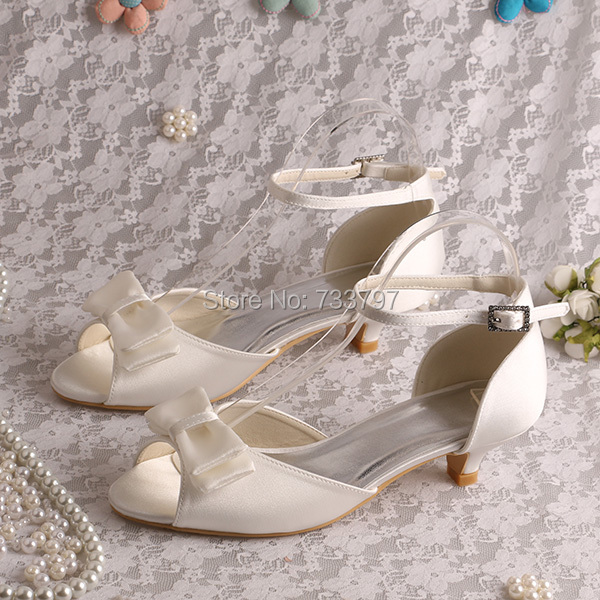 Wedopus MW646A Bow Ladies Shoes Summer Open Toe Low Heel Sandals Size 11 Dropship<br>