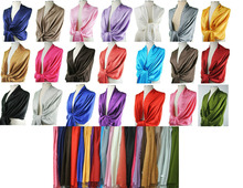 2014 free shipping Pashmina Scarf Cashmere Feel Shawl Stole Wrap Women Girl Scarf 21 Beautiful Colors!