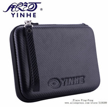 YINHE Galaxy NO.8008 table tennis racket case with one layer bag rectangular hard beat bag