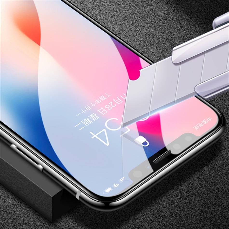 8 iphone X glass