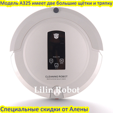 (Free for Russian)LIECTROUX Multifunction Robot Vacuum Cleaner with mop pad virtual blocker,time set,remote autochargeLCD Screen(China)