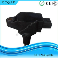 High quality 22448-JA10A Ignition Coil for Nissan Altima 350Z Murano Tiida Teana Infiniti G35