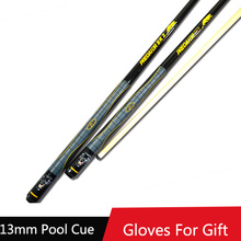 New Arrival Brand Pool Cue 13mm Tips Center Joint  Nine-ball Ball Arm 1/2 Split Cues Billiard Pool Cue Stick Accessories 2015