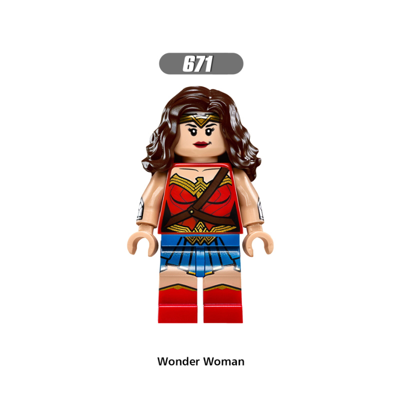 XH671-Wonder woman