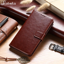 AKABEILA For OPPO R11 Case Leather + Silicone Original Wallet Pouch OPPO R11S Cases OPP R11S PLUS Cover Flip Skin caso Phone Bag(China)