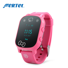 GPS tracker watch T58 Kids tracking watchs Personal locator GPS Bracelet Google Map Sos Button Tracker Gsm GPS Locator