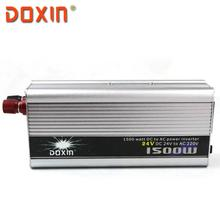 1500W DC 24V to AC 220V Car Solar Power INVERTER Invertor Universal Doxin ST-N014