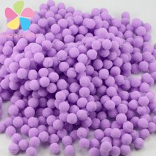 Buy 288pcs/lot 10mm Multi option Crafts Round Shaped Pompoms Soft Pom Poms balls DIY Wedding Decoration Accessories for $2.30 in AliExpress store