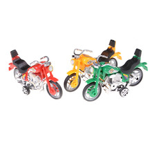 1:12 Scale Model Motorcycles Toy Alloy Diecast & ABS Rubber Tire Motorbike Model Car Toys For Boys Gift