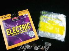 Alice A508-L/SL Electric Guitar Strings 1st-6th Plated Steel&Nickel Alloy Wound - Joyce Music store
