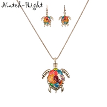 Match-Right Women Necklace Statement Necklaces & Pendants Tortoise Necklace For Women Jewelry Nl598