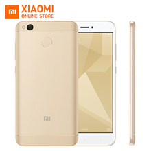 "Original Xiaomi Redmi 4X 3GB RAM 32GB ROM Smart Phone Snapdragon 435 Octa Core CPU Adreno 505 5.0""4100mAh MIUI8 13MP Camera"