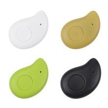 Smart Bluetooth 4.0 Tracker Creative Anti-lost GPS Locator Two Ways Alarm Wallet Key Pet Finder Mini Anti-Theft Device