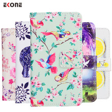 EKONE Flip Case For Samsung A3 2015 Case Samsung Galaxy A3 2016 Wallet Lady Cover Colorful Leather Stand For Galaxy A3 Flip Case
